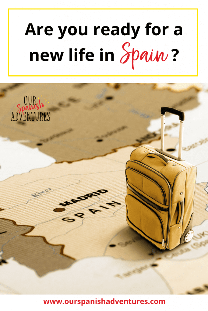 Are you ready for a new life in Spain?   Our Spanish Adventures