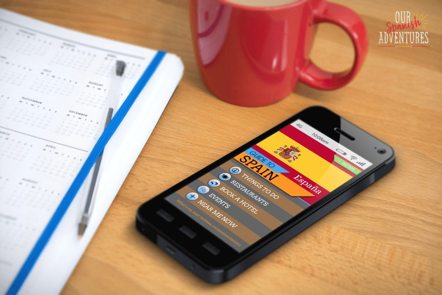 apps for expats in Spain