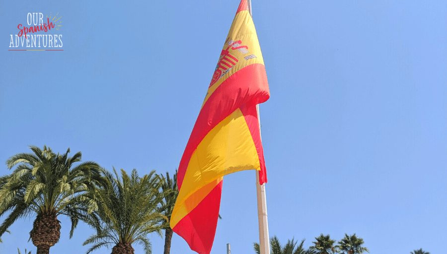 research spain flag
