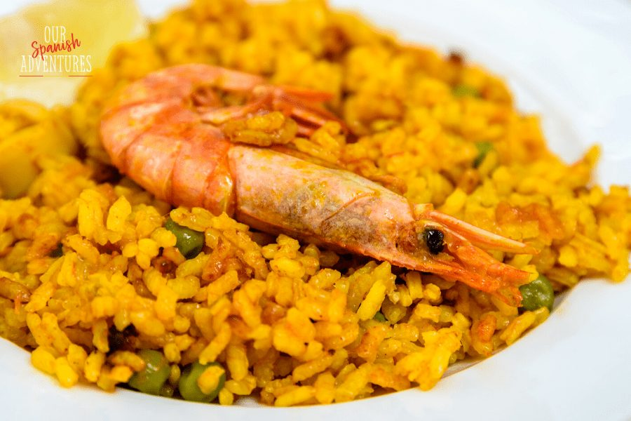 Most popular Spanish dishes - paella