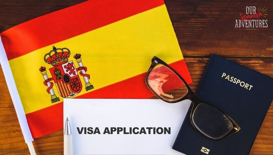 Applying for a visa to live in Spain